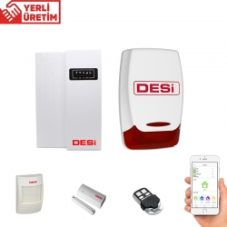 Desi Smartline IOT Alarm Sistemi