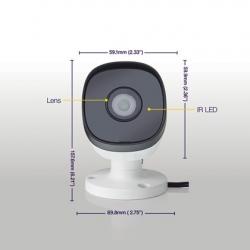 Yale Smart Home CCTV XL Set Beyaz
