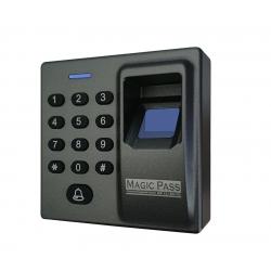 Magic Pass 12.150 ID Kartlı Şifreli ve Parmak izli Kapı Açma Cihazı