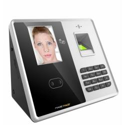 Magic Face MF 856 ID Yüz Tanıma ve Parmak Okuyucu