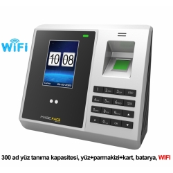 Magic Face MF 835 Yüz Tanıma Sistemi