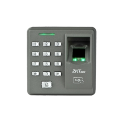 Zkteco X7 Parmak izi ve Kart Okuyucu Geçiş kontrol Sistemi