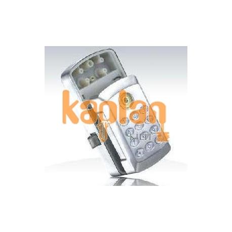 A5 Elektronik Kabin Kilidi