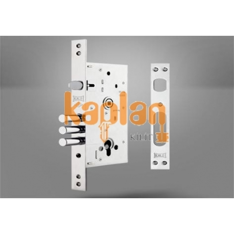 Kale Kilit 252R Monoblok Çelik Kapı kilidi
