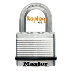 Masterlock M5 PRO Boron Çeliği Asma Kilit 50mm