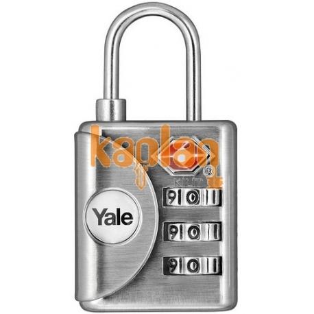 Yale Şifreli Asma Kilit