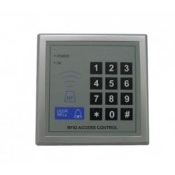 QP-50 Plastik Kartlı Şifreli Giriş Sistemi