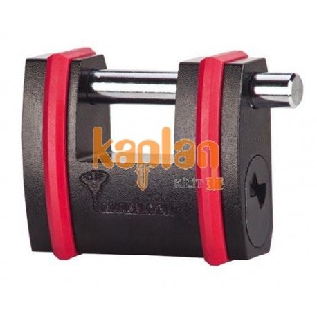 Mul-t-lock SBNE12 NE Serisi Kayar Pimli Asma Kilit