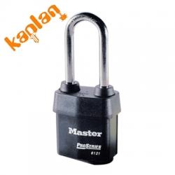 Masterlock Pro Seri Boron Kelepçe 54-61mm Asma Kilit