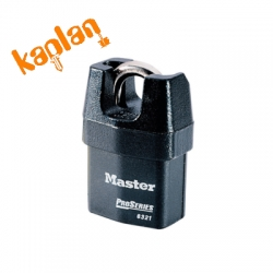 Masterlock Pro Seri Boron Kelepçe 67-35mmAsma Kilit