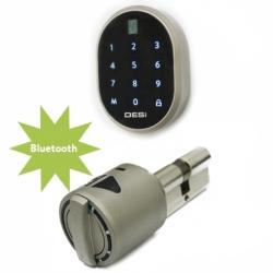 Desi Utopic R Şifreli ve Bluetooth Akıllı Silindir