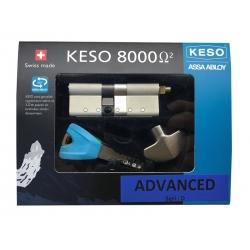 Keso K8000s Omega2 Advanced Yüksek Güvenlik Silindiri