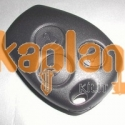Renault 3 Buton Kumanda Kabı