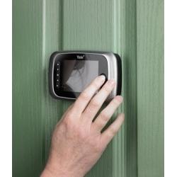 Yale LCD Ekranlı Kapı Dürbünü