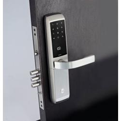 Yale YDM 3168 Şifreli Monoblok Çelik Kapı Kilidi